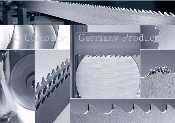 Phân biệt các loại lưỡi cắt kim loại nhập khẩu từ Nhật Bản và CHLB Đức